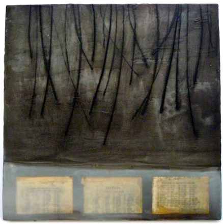 Encaustic Work in 2011 to 2012
